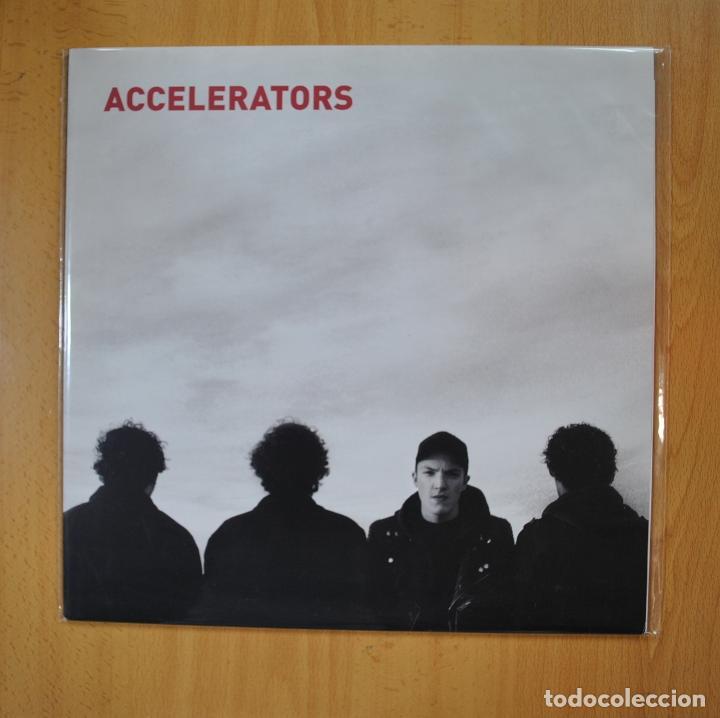 ACCELERATORS - ACCELERATORS - LP (Música - Discos - LP Vinilo - Punk - Hard Core)