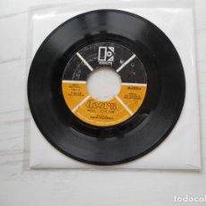 Discos de vinilo: THE DOORS ?– HELLO, I LOVE YOU SINGLE USA 1968 G+. Lote 219383943