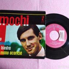 "Discos de vinilo: 7"" MOCHI – YO / VOLVERÁS / LA HIEDRA +1 - ZAFIRO Z-E 577 - SPAIN PRESS EP - PROMO (VG+/VG+). Lote 219385727"