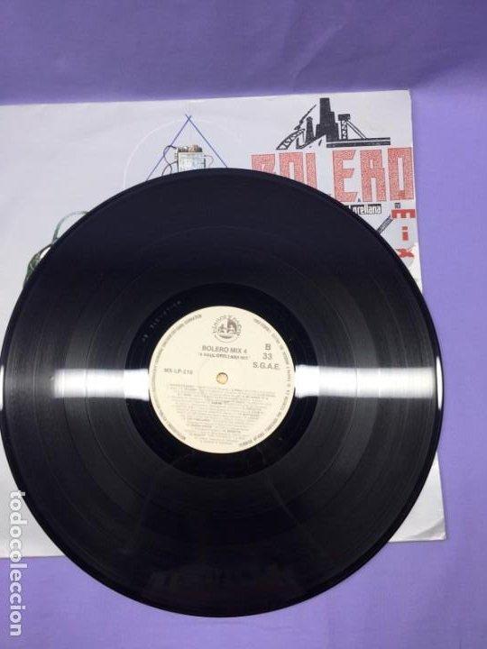 Discos de vinilo: LP--BOLERO -- RAUL ORELLANA 4 MIX-- ESPAÑA - Foto 3 - 219391652