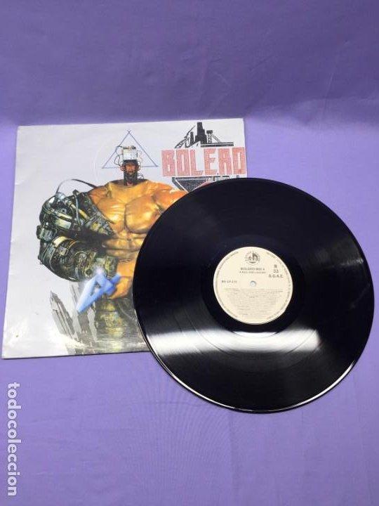 LP--BOLERO -- RAUL ORELLANA 4 MIX-- ESPAÑA (Música - Discos - LP Vinilo - Techno, Trance y House)