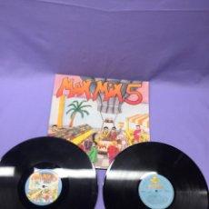 Discos de vinilo: LP--MAX MIX 5 -- 2ª PARTE -- ESPAÑA. Lote 219391925