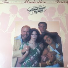 Discos de vinilo: MANHATTAN TRANSFER COMING OUT. Lote 219394932