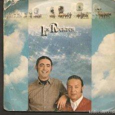 Discos de vinilo: DISCOS SINGLES VINILO: LOS ROCIEROS. SEVILLANAS. ESAS MARISMAS AZULES. (P/B72.C2). Lote 219397458