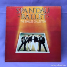 Discos de vinilo: LP SPANDAU -- BALLET-- THE SINGLES COLLECTION -- VG++. Lote 219404883