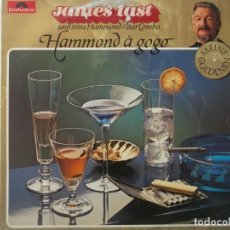 Dischi in vinile: JAMES LAST-HAMMOND GOGO. Lote 219405075
