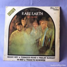Discos de vinil: LP ESTEREO -- RARE EARTH GET READY -- 1970 ESPAÑA. Lote 219406338