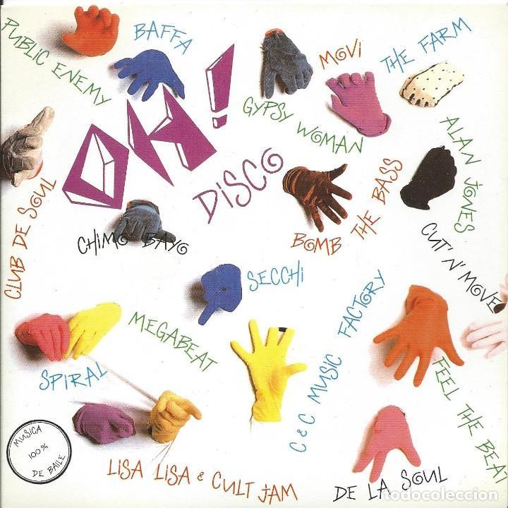 LOS 40 PRINCIPALES MÚSICA DE BAILE. SINGLE 45 RPM 8 CANCIONES (Música - Discos de Vinilo - Singles - Pop - Rock Extranjero de los 80)