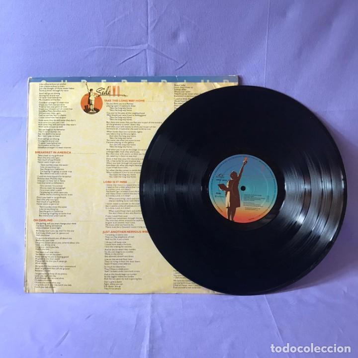 LP SUPERTRAMP BREAKFAST IN AMERICA -- ESPAÑA 1979 (Música - Discos de Vinilo - EPs - Pop - Rock Internacional de los 70)
