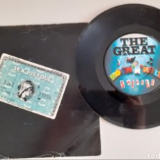 Discos de vinilo: SEX PISTOLS, THE GREAT R'N'R SWINDLE, PUNK. Lote 219410991