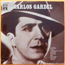 Discos de vinilo: CARLOS GARDEL - EMI ODEÓN - 1972 - VER REPERTORIO - BUENO (VG) / BUENO (VG). Lote 219412951