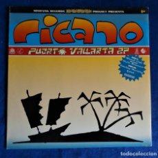 "Discos de vinilo: RICANO .-PUERTO BALLARTA .-VINILO LP 12"" 33 RPM MINIFUNK MFR 014/98 ESPAÑA. Lote 219414868"