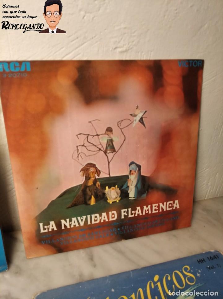 Discos de vinilo: GRAN LOTE 27 DISCOS DE VINILO ( 20 VILLANCICOS + 4 CANCIONES INFANTILES + 3 CUENTOS) - Foto 14 - 219418147