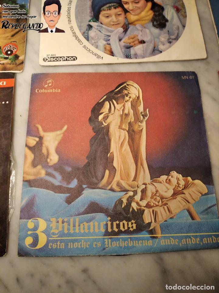 Discos de vinilo: GRAN LOTE 27 DISCOS DE VINILO ( 20 VILLANCICOS + 4 CANCIONES INFANTILES + 3 CUENTOS) - Foto 19 - 219418147