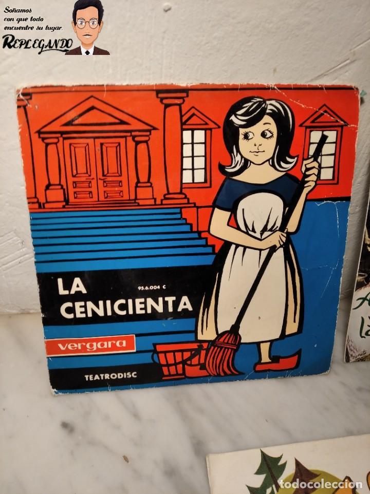 Discos de vinilo: GRAN LOTE 27 DISCOS DE VINILO ( 20 VILLANCICOS + 4 CANCIONES INFANTILES + 3 CUENTOS) - Foto 25 - 219418147