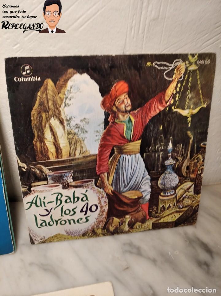 Discos de vinilo: GRAN LOTE 27 DISCOS DE VINILO ( 20 VILLANCICOS + 4 CANCIONES INFANTILES + 3 CUENTOS) - Foto 26 - 219418147