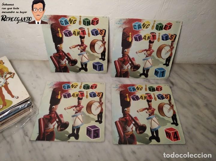 Discos de vinilo: GRAN LOTE 27 DISCOS DE VINILO ( 20 VILLANCICOS + 4 CANCIONES INFANTILES + 3 CUENTOS) - Foto 28 - 219418147