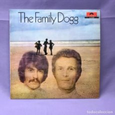 Discos de vinilo: LP THE FAMILY DOGG --- A WAY OF LIFE -- MADRID. Lote 219421223