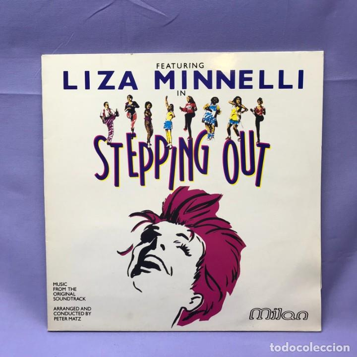 LP-- LIZA MINNELLI STEPPING OUT -- (Música - Discos de Vinilo - EPs - Bandas Sonoras y Actores)