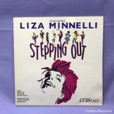 Discos de vinilo: LP-- LIZA MINNELLI STEPPING OUT --. Lote 219421708