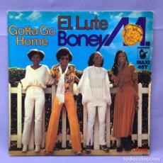 Discos de vinilo: LP-- EL LUTE BONEY -- GOTTA GO HOME --. Lote 219422292