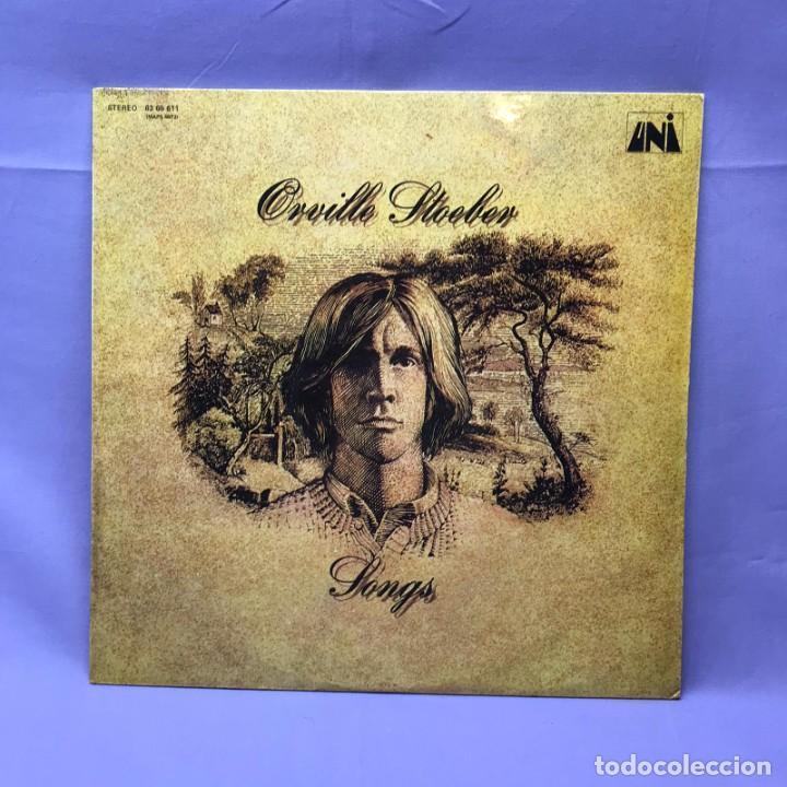 LP-- ORVILLE STOEBER -- (Música - Discos de Vinilo - Maxi Singles - Pop - Rock Internacional de los 70)