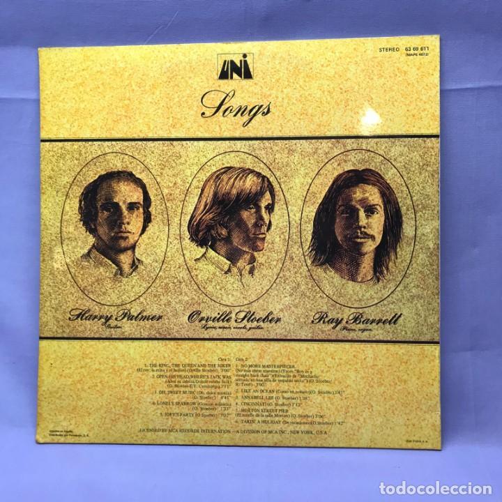 Discos de vinilo: LP-- ORVILLE STOEBER -- - Foto 2 - 219423103