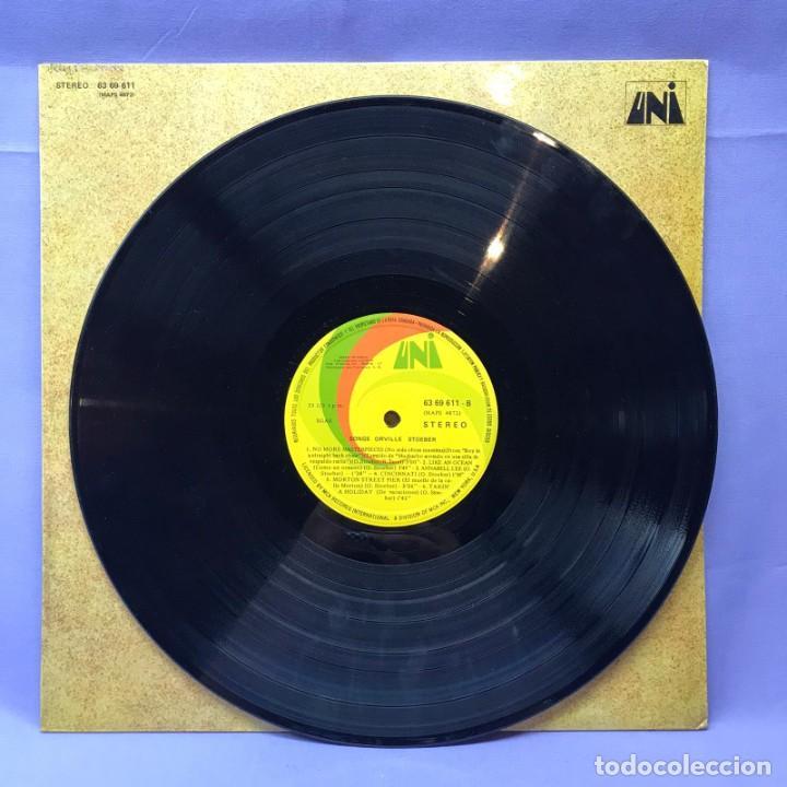 Discos de vinilo: LP-- ORVILLE STOEBER -- - Foto 3 - 219423103