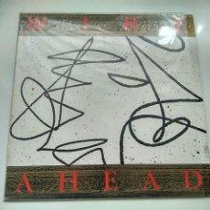 Discos de vinilo: MAXI SINGLE - WIRE - AHEAD. MUTE RECORDS 1987. PERFECTO ESTADO.. Lote 219428738