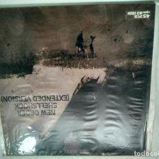 Discos de vinilo: MAXI SINGLE - NEW ORDER. SHELLSHOCK. FACTORY RECORDS 19868. PERFECTO ESTADO.. Lote 219429816