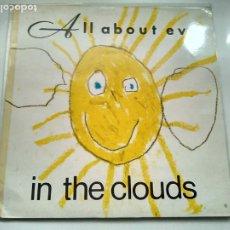 Discos de vinilo: MAXI SINGLE - ALL ABOUT EVE- IN THE CLOUDS. EDEN 1985.. PERFECTO ESTADO.. Lote 219431567