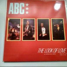 Discos de vinilo: MAXI SINGLE - ABC - THE LOOK OF LOVE. MERCURY 1982.. PERFECTO ESTADO.. Lote 219431903