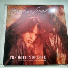 Discos de vinilo: MAXI SINGLE DOBLE - GENE LOVES JEZEBEL. THE MOTION OF LOVE..1987. PERFECTO ESTADO.. Lote 219432362