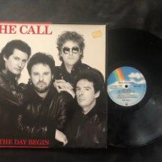 Discos de vinilo: THE CALL ?– LET THE DAY BEGIN. Lote 219441592