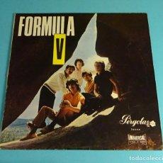 Discos de vinilo: FÓRMULA V. UNIVERSAL 1969. LP DE 10 PULGADAS. Lote 219445455