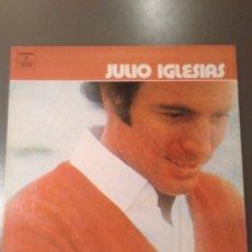 """Discos de vinilo: JULIO IGLESIAS """" A FLOR DE PIEL """" EDICIÓN ORIGINAL DEL '74. Lote 219445737"""