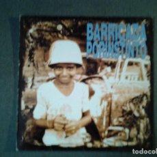 Discos de vinilo: BARRICADA -POR INSTINTO- LP MERCURY 1991 510 299-1 MUY BUENAS CONDICIONES.. Lote 219475300