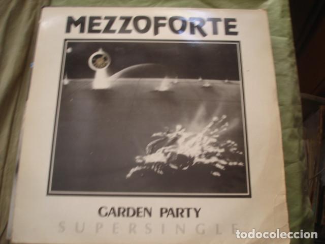 MEZZOFORTE ? GARDEN PARTY (Música - Discos de Vinilo - Maxi Singles - Jazz, Jazz-Rock, Blues y R&B)