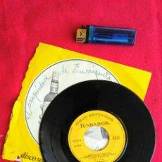 Discos de vinilo: DISCOS PEQUEÑOS SORPRESA FUNDADOR. Lote 219489635