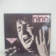 Discos de vinilo: NIÑO BRAVO. Lote 219497248
