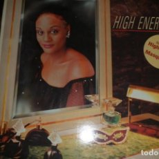 Discos de vinilo: EVELYN THOMAS. HIGH ENERGY.. Lote 219498086