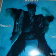 Discos de vinilo: NONA HENDRYX. FEMALE TROUBLE. Lote 219498248