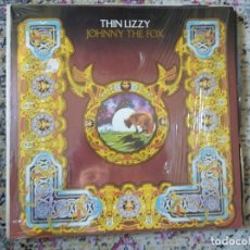 Discos de vinilo: THIN LIZZY - JOHNNY THE FOX - VÉRTIGO NETHERLANDS. Lote 219507238