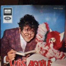 Discos de vinilo: LUIS AGUILE CANTA A LOS NIÑOS. Lote 219573440