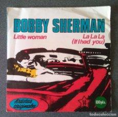 Discos de vinilo: VINILO EP BOBBY SHERMAN. Lote 219583663