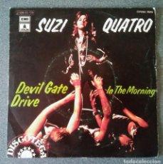 Discos de vinilo: VINILO EP SUZI QUATRO. Lote 219584805