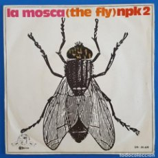 Discos de vinilo: SINGLE / LA MOSCA (THE FLY) NPK 2, ERASE UNA VEZ, GUITARRA ?– S-20406, 1970. Lote 219597395