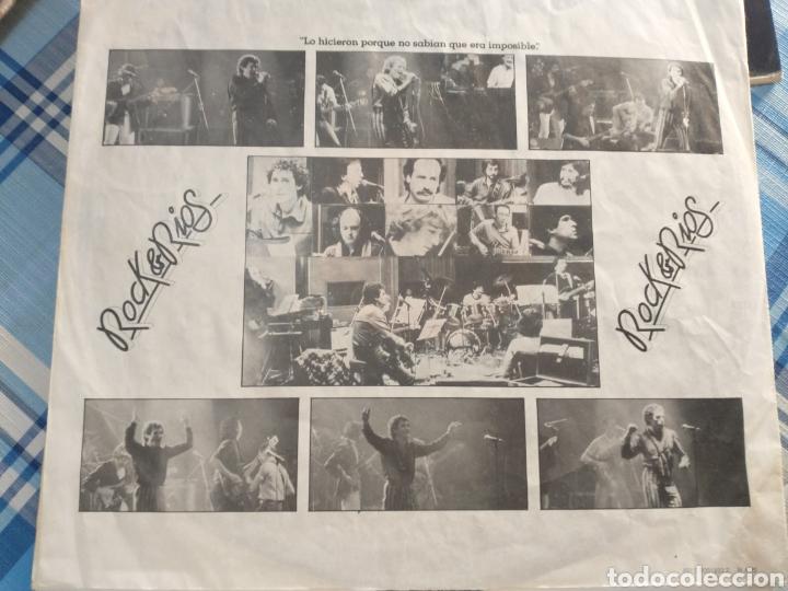 Discos de vinilo: Miguel Ríos doble LP - Foto 5 - 219599162