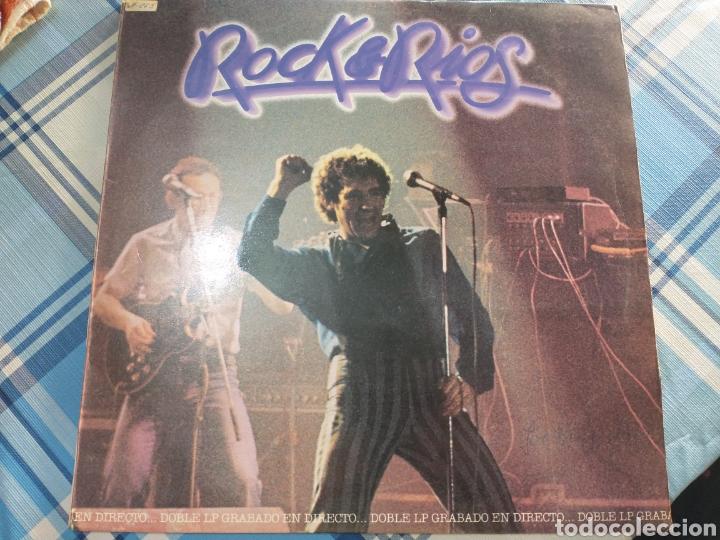 MIGUEL RÍOS DOBLE LP (Música - Discos - LP Vinilo - Grupos Españoles de los 70 y 80)