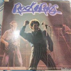 Discos de vinilo: MIGUEL RÍOS DOBLE LP. Lote 219599162
